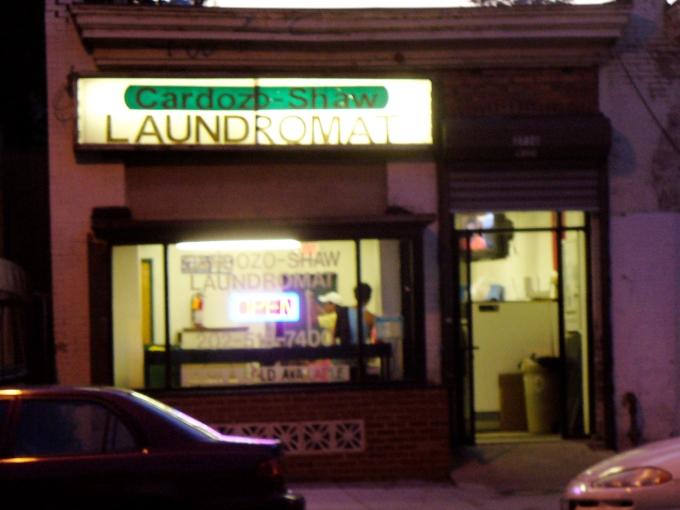 Cardozo Shaw Laundry