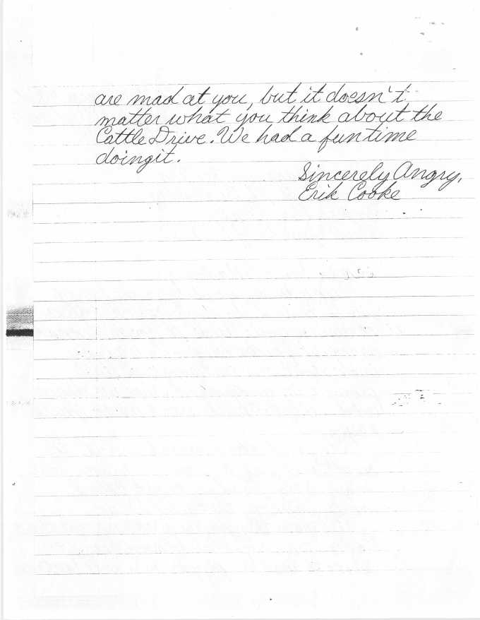 Letter to Time, page 2