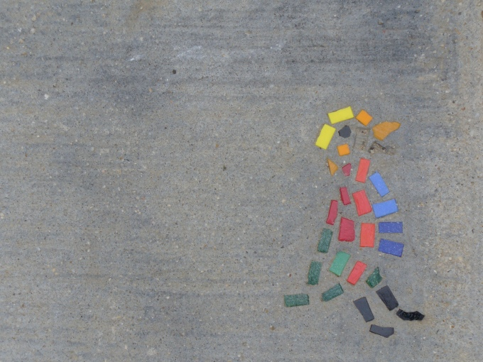 Sidewalk Bird